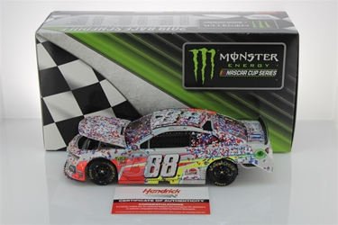 Alex Bowman Autographed 2019 Axalta Chicagoland First Cup Series Win 1:24 Flashcoat Silver NASCAR Diecast Alex Bowman, Camping World 400,CHICAGOLAND ,CHICAGOLAND ,43646,2018 Nascar Diecast,1:24 Scale Diecast,pre order diecast