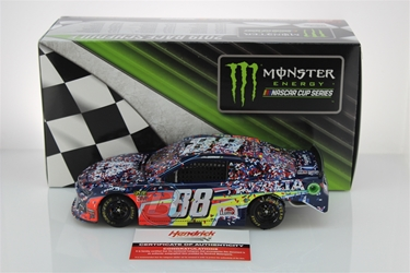 Alex Bowman Autographed 2019 Axalta Chicagoland First Cup Series Win 1:24 NASCAR Diecast Alex Bowman, Camping World 400,CHICAGOLAND ,CHICAGOLAND ,43646,2018 Nascar Diecast,1:24 Scale Diecast,pre order diecast