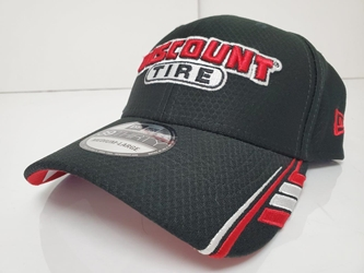 Brad Keselowski #2 Discount Tire New Era Fitted Hat - Different Sizes Available Brad Keselowski, NASCAR, apparel, hat