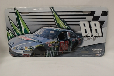 Dale Earnhardt Jr #88 Diet Mountain Dew Car License Plate Dale Earnhardt Jr,Car,License Plate,R and R Imports,R&R