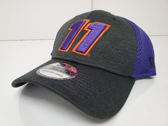 Denny Hamlin #11 Big Number New Era Fitted Hat - Different Sizes Available denny hamlin, NASCAR, apparel, hat, 11
