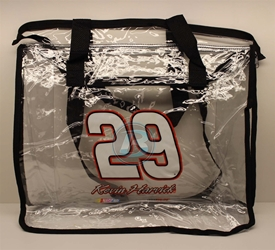 Kevin Harvick #29 Clear Tote Kevin Harvick #29 Clear Tote, diecast collectibles, nascar collectibles, nascar apparel, diecast cars, die-cast, racing collectibles, nascar die cast, lionel nascar, lionel diecast, action diecast,racing collectibles, historical diecast,cooler