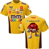 Kyle Busch M&M's Sublimated Uniform Adult Tee Kyle Busch, shirt, tee, Checkered Flag Sports