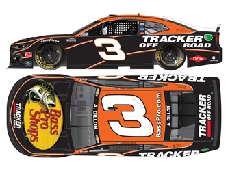 *Preorder* Austin Dillon 2021 Bass Pro Shops / Tracker Off Road 1:24 Color Chrome Nascar Diecast Austin Dillon, Nascar Diecast,2021 Nascar Diecast,1:24 Scale Diecast, pre order diecast