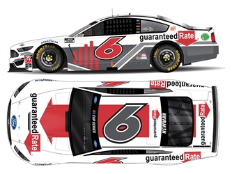 *Preorder* Ryan Newman Autographed 2020 Guaranteed Rate 1:24 Nascar Diecast Ryan Newman Autographed Nascar Diecast,2020 Nascar Diecast,1:24 Scale Diecast,pre order diecast