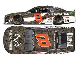 *Preorder* Tyler Reddick Autographed 2020 Realtree 1:24 Nascar Diecast Tyler Reddick Autographed Nascar Diecast,2020 Nascar Diecast,1:24 Scale Diecast,pre order diecast
