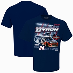 *Preorder* William Byron 2020 Liberty University Daytona Win Tee William Byron, shirt, nascar playoffs
