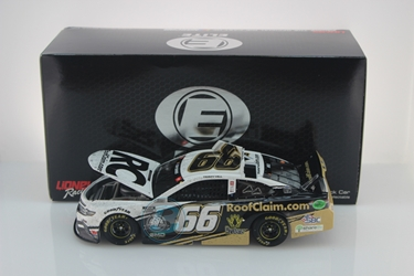 Timmy Hill 2020 #66 RoofClaim.com Texas Win 1:24 Elite iRacing Diecast Timmy Hill, Nascar Diecast,2020 Nascar Diecast,1:24 Scale Diecast, pre order diecast